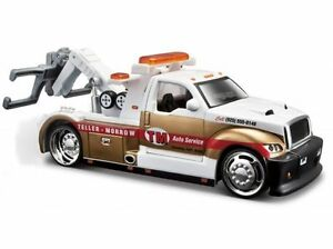 Sons Of Anarchy Teller Morrow Tow Truck, Maisto 1:24