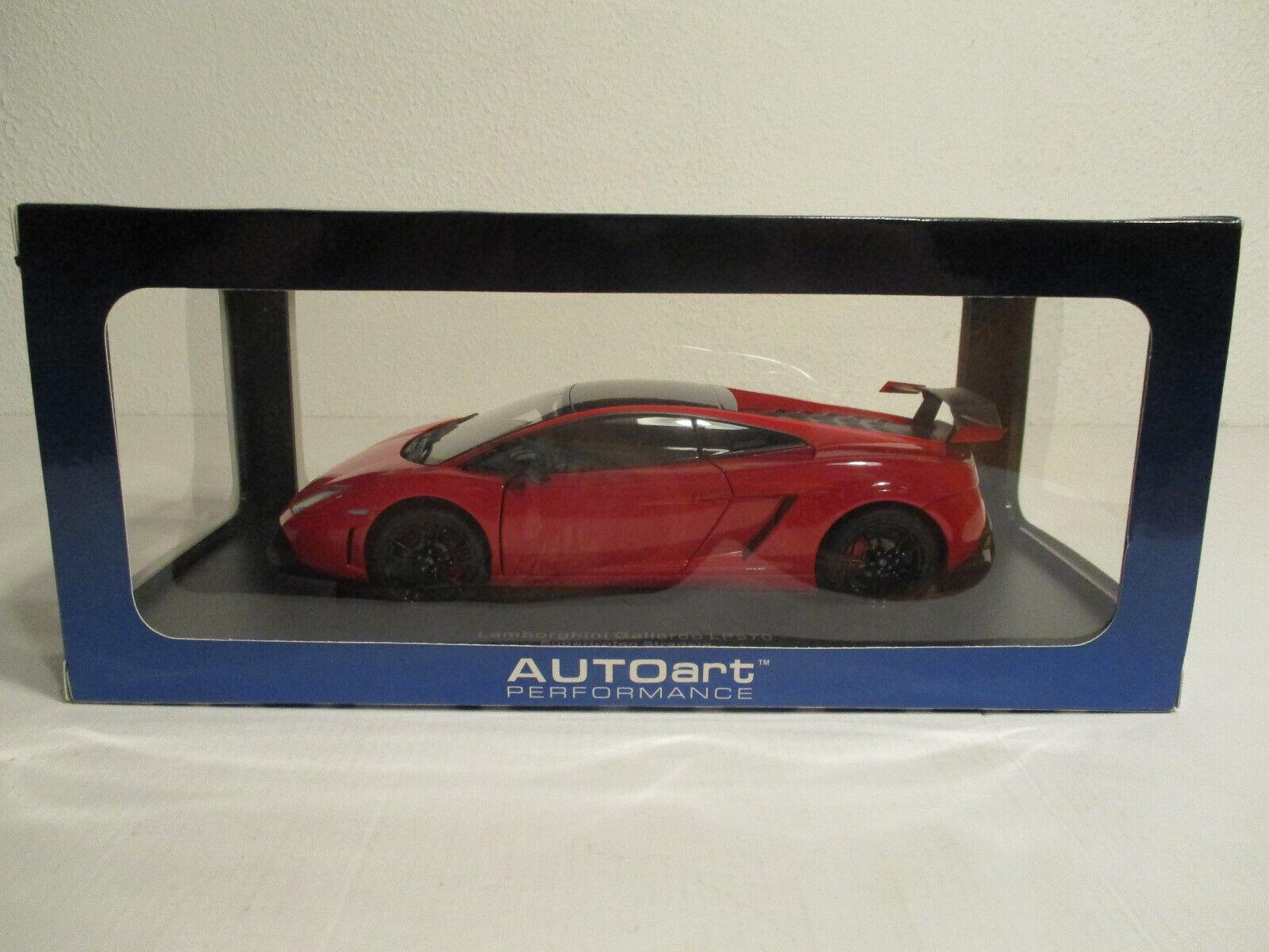 ( GOK ) 1 18 AUTOart Lamborghini Gallardo LP570  NEU OVP