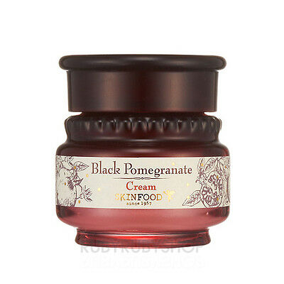 SKINFOOD Black Pomegranate Cream - 50g (Anti Wrinkle Effect) USPS