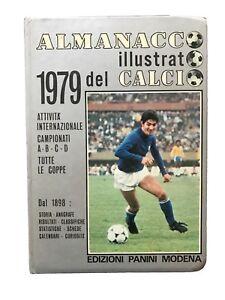 Almanacco-illustrato-del-calcio-1979-AA-vv-Edizioni-Panini-Beltrami