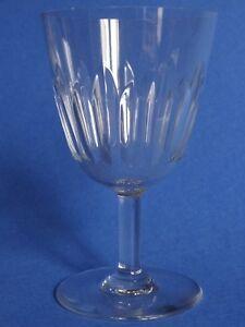 1 Verre A Eau En Cristal De Baccarat Cassino Ht 14 Cm Haute Qualité