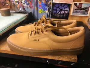2e6221d6cb Vans Era (Vansbuck) Light Gum Mono Size US 11.5 Men s VN0A38FROTS