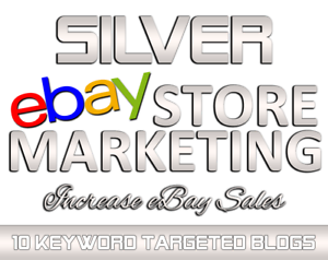 SILVER-eBay-Marketing-Package-with-10-eBay-listings-promoted