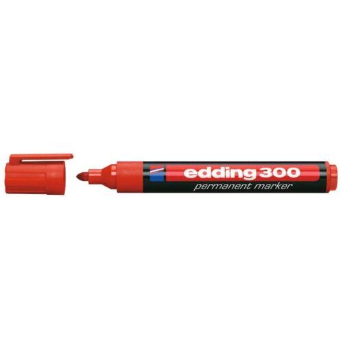 NEU OVP 10 Stück edding Permanent-Marker 300 versch Farben