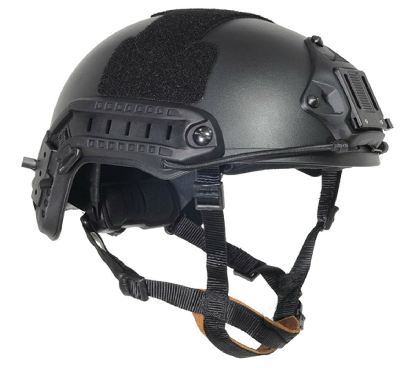 Military Tactical Airsoft Paintball FMA maritime Helmet BK T836 L XL