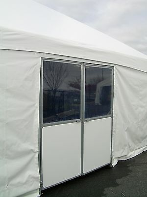 Tent Double Doors Commercial Frame Party Tent Awning