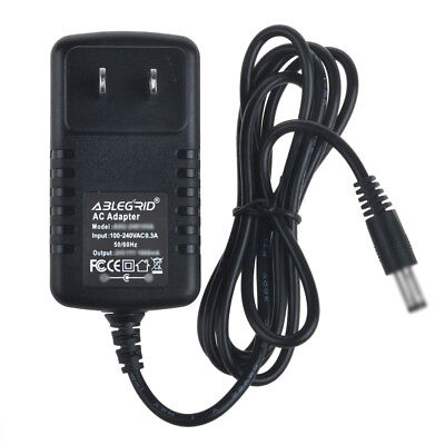 2A AC Home Wall Power Charger ADAPTER w 2.5mm Cord Cable for Coby Kyros Tablet