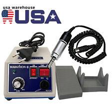 New Listingdental Lab Marathon Electric Micromotor Polishing 35k Rpm Motor Handpiece Kit