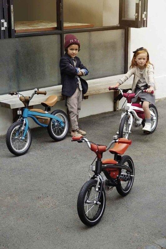Original BMW Kidsbike Bike Laufrad Fahrrad für Kinder
