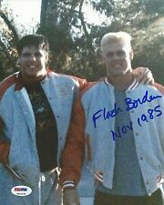 Flash Borden Sting Signed 8x10 Photo PSA/DNA COA 1985 Picture w Ultimate Warrior
