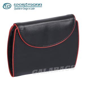 Damen-Boerse-Geldboerse-Portemonnaie-Nappa-hochwertiges-Leder-3481500