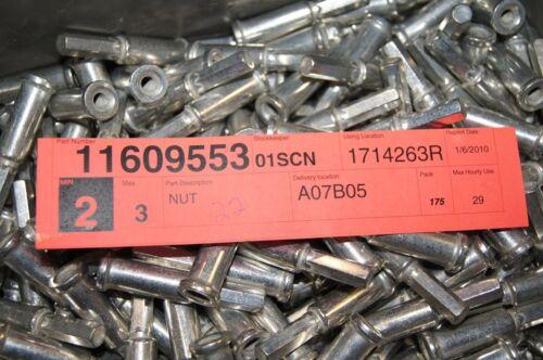 GM Positive Battery Post Nut Bolt New OEM M8 X 1.25 X 74.5mm 11609553 11518402