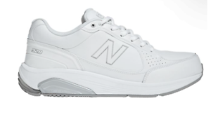 New Balance White Leather 928 Men's Walking shoes 1444 Size 7.5