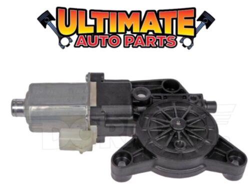 Rear Slider Power Window Motor Drivers Left for 08-16 Chrysler Town /& Country
