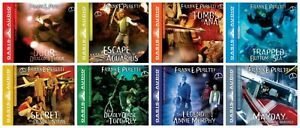 NEW The Cooper Kids Adventure Series Set of 8 Audio CDs by Frank E Peretti