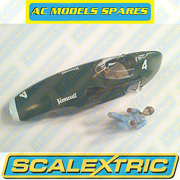 W9145 Scalextric Spare Decorated Body /& Driver Vanwall Classic