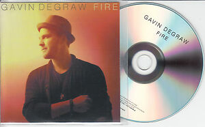 GAVIN DEGRAW Fire 2015 UK 1trk promo test CD - WE SHIP WORLDWIDE, United Kingdom - Returns accepted Most purchases from business sellers are protected by the Consumer Contract Regulations 2013 which give you the right to cancel the purchase within 14 days after the day you receive the item. Find out m - WE SHIP WORLDWIDE, United Kingdom