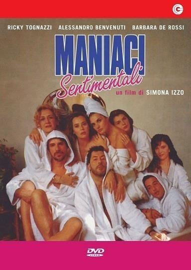 Maniaci Sentimentali (1994) DVD