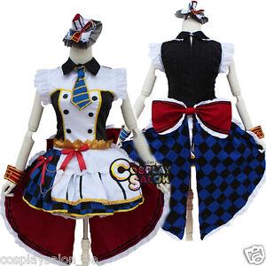 Anime-Cosplay-Kleidung-for-Love-Live-Sonoda-Umi-Kostuem-Dress-Mode-Kleid