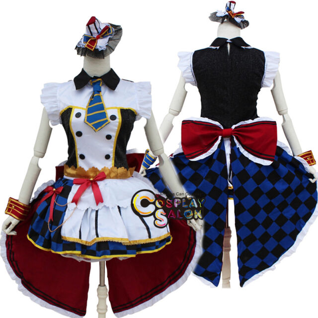 Anime Cosplay Kleidung for Love Live Sonoda Umi Kostüm Dress Mode Kleid
