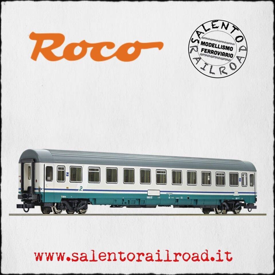 ROCO 74332 FS xmpr CARROZZA Eurofima 2  cl. Ep. V