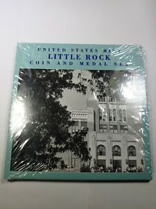 2007-US-Mint-Little-Rock-Coin-And-Medal-Set-in-Original-Sealed-US-Mint-Packaging