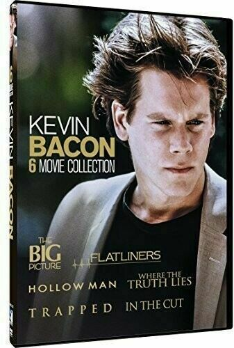Kevin Bacon 6 Movie Collection Dvd 2018 2 Disc Set For Sale Online Ebay