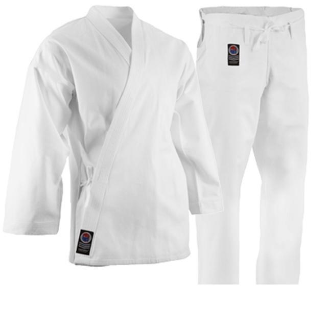 KANKU New Karate Pants 12oz Heavy Weight Black /& White Martial ARTS 100/% cotton