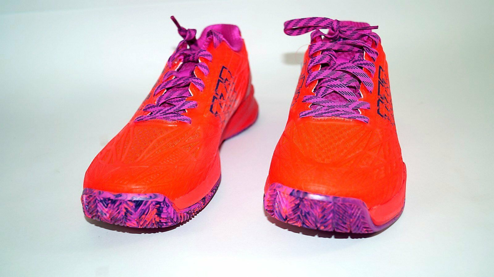 NEUWilson Kaos Clay Court Tennisschuhe  3 shoes orange purple unisex new