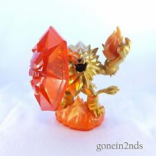 Skylanders Trap Team WILDFIRE TRAP MASTER (Fire) Comp with Superchargers