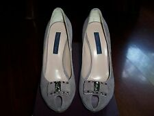 Scarpe donna Frau decoltè,colore lilla,numero 37  FRAU shoes, suede,lilac