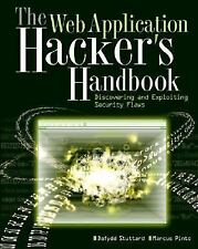 The Web Application Hacker's Handbook: Discovering and Exploiting Security Flaw