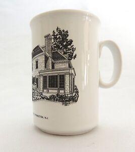 The-Times-Coffee-Mug-Cup-Thomas-Mann-039-s-Residence-Princeton-NJ-Val-Baehr-Historic