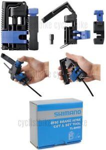 Details about Shimano TL-BH62 Disc Brake Hose Cutting/Insert Tool NIB  Y13098570