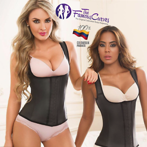 603df16980 Ann Chery 2027 Latex Vest   Ann slim 1027 Slimming Latex waist ...