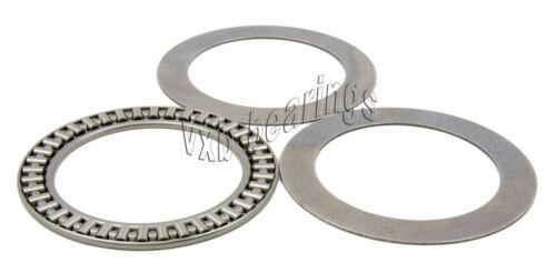 "Thrust Needle Roller Bearing 2 1//2/""x3 1//4/""x 9//64/"" inch Thrust Bearings"