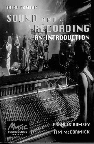 Sound and Recording:  An Introduction (Music Technology) By Fra .9780240514871