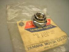 YAMAHA TX 750 341-22143-00 MUTTER SCHWINGE SCHWINGACHSE SWING ARM SHAFT AXLE NUT