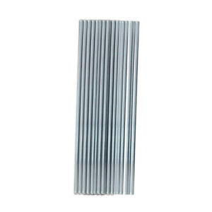50 Pc 33cm Aluminum Solution Welding Flux Cored Rods Repair Solder Wire Low Melt