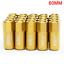 Universal-20PCS-M14X1-5-60MM-Aluminum-Tuner-Lug-Nuts-For-HONDA-BMW-FORD-Silver thumbnail 8