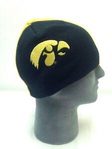 3c9ff006f Iowa Hawkeyes Football Helmet Beanie Hat Skin College Winter Hat ...