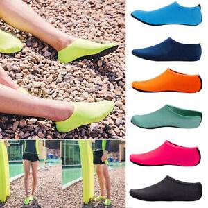Men-Women-Water-Shoes-Barefoot-Aqua-Socks-Quick-Dry-Beach-Swim-Sports-Exercise