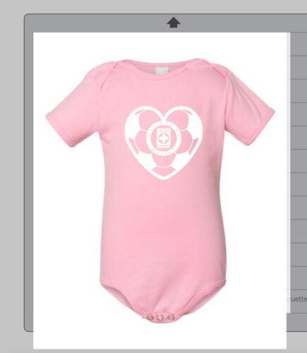 new deportivo cruz azul baby newborn  jump suit pink