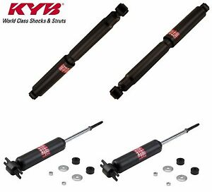Shock Absorber-Excel-G Rear KYB 344045