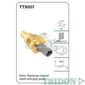 TTS007 TRIDON WATER TEMP FOR Toyota Landcruiser-Diesel 12//91-02//98 4.2L 1HZ