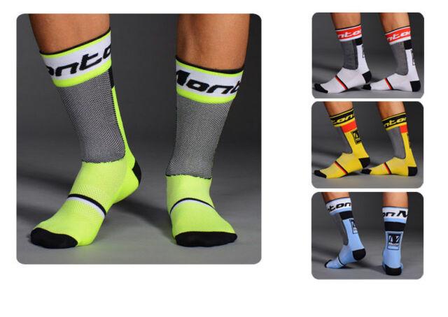 New Bicycle Socks Bike Cycling Calf Sock Footwear One Size