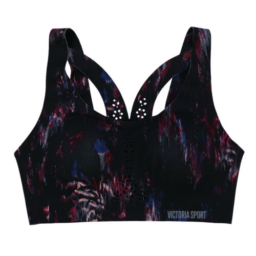 Victoria/'s Secret Sport Bra Angel Max Lightweight Maximum Support Cutouts New Vs