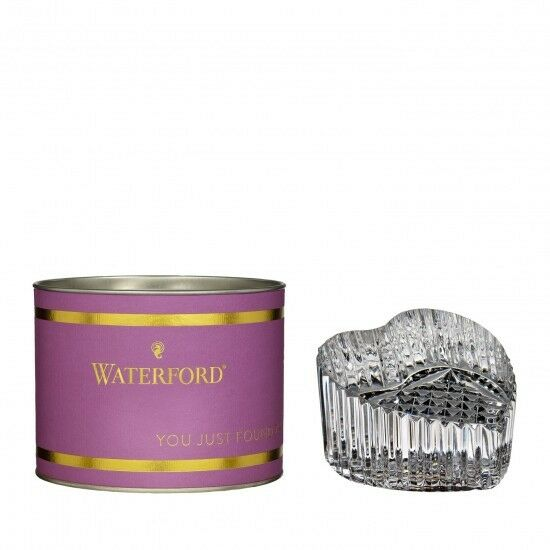 Waterford Cristal giftology Heart Paperweight Valentine Cadeau Nouveau   40000914