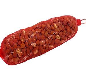 Arachides dans les filets 240 g - (x2-x20) - Bird Peanut Net Feeder traiter décortiquées BP Food-afficher le titre d`origine ynQswpfb-07211551-771650731