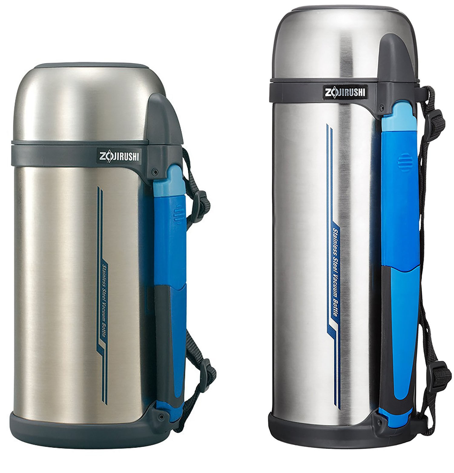 Zojirushi Sports Bottle: Zojirushi SF-CC Tuff Sports Thermos Container, 2 Sizes